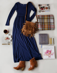 Outfit-Maxi Dress