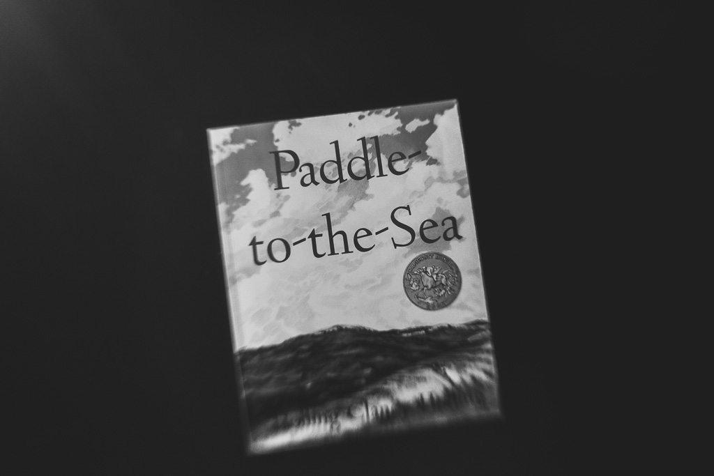 Charlotte Mason Geography Homeschooling: Paddle-to-the-Sea